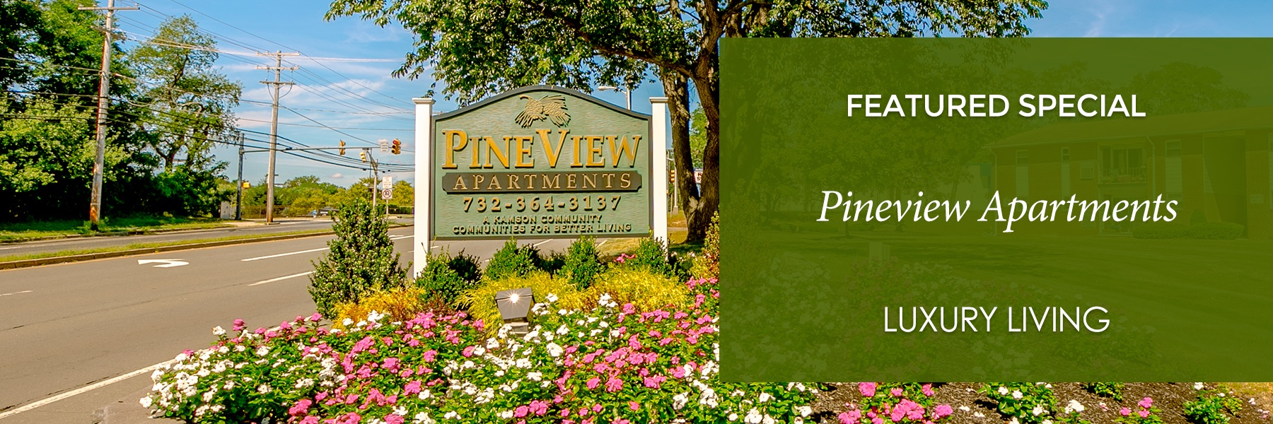 Pineview Apartments For Rent in Jackson, NJ Specials